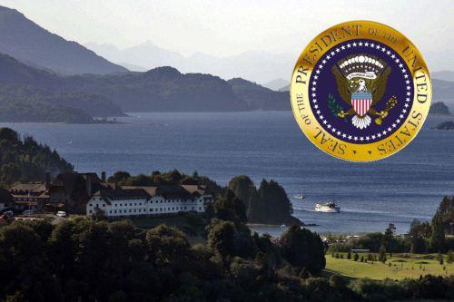 Presidentes de USA en Bariloche