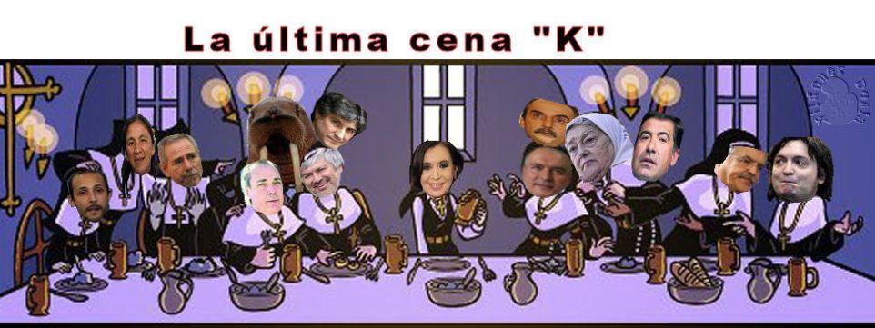 La última cena K 1