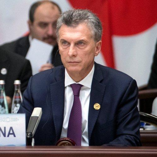 President Macri