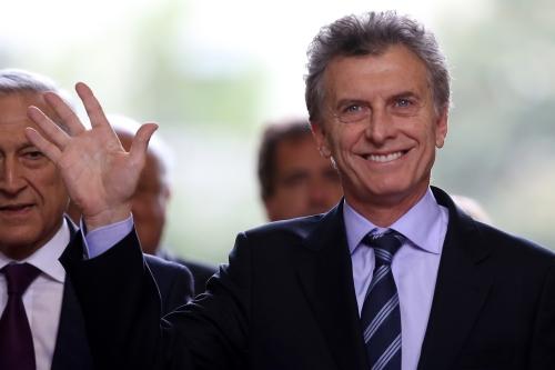 CHILE-ARGENTINA-BACHELET-MACRI